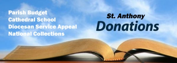Parish Donations